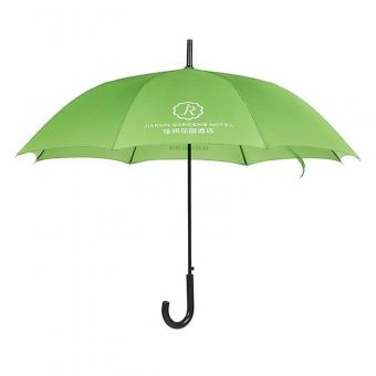 custom logo straight umbrella
